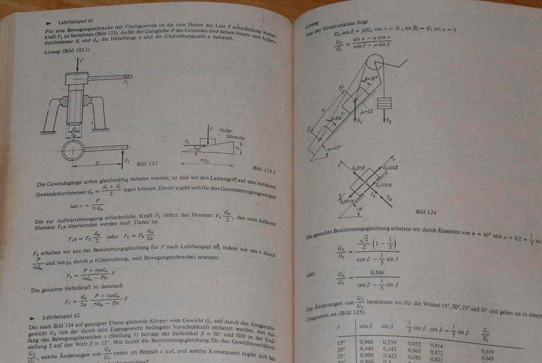 Statik grundlagen technische mechanik mit aufgaben for Freimachen statik