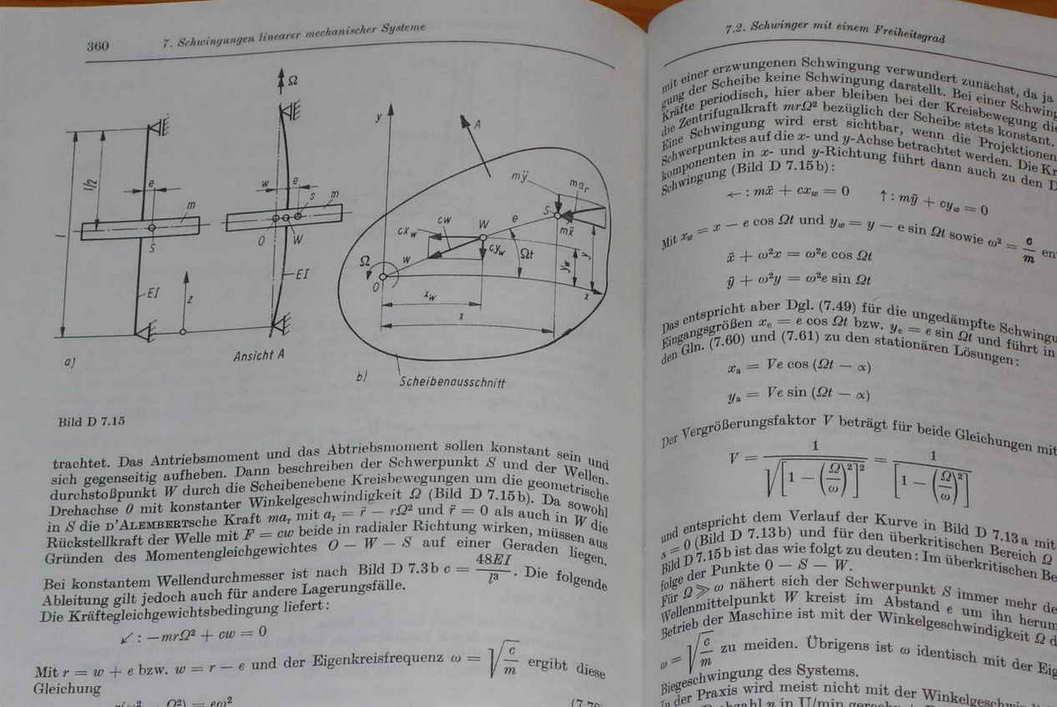 Technische mechanik statik festigkeitslehre dynamik for Grundlagen technische mechanik
